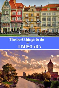 Looking for things to do in Timișoara with your family while on a trip to Romania? Here are our top ten recommendations. Check out the most child-friendly places to visit in Timișoara and don't miss out on this remarkable city! Travel Around Europe, Europe Travel Guide, Travel Tours, Travel Destinations, Travelling Europe, Traveling, Timisoara Romania, Stuff To Do, Things To Do