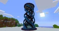 Acid-Nation Spiral Structure by AcidicTaco.deviantart.com on @DeviantArt
