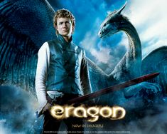 Reboot the Eragon/Inheritance Cycle film franchise Eragon Film, Eragon Saphira, Murtagh Eragon, Inheritance Cycle, Christopher Paolini, Garrett Hedlund, Book Fandoms, Streaming Movies, Event Posters