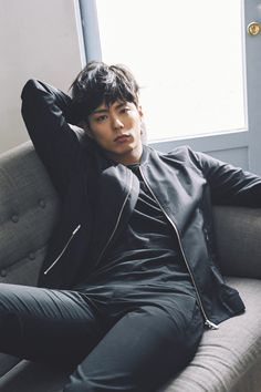 Park Bo Gum. I started to like him after watching tomorrow canterble even thoughi  saw his other works before
