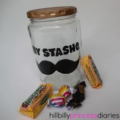 The Hillbilly Princess Diaries: DIY Christmas Gifts. Would be great idea for Brayden and maybe Tim and Jacob too