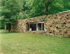 Hooper House II. Baltimore, Maryland. Marcel Breuer   1959