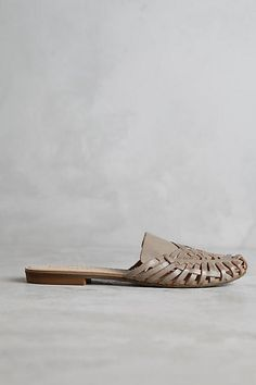 Latigo Mica Flats - anthropologie.com