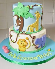 dirtbin designs: My top 10 Baby shower cakes for an expecting baby boy xxx