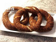 Çıtır Ankara Simidi (İşte Simit) – Nefis Yemek Tarifleri Delicious Cake Recipes, Quick Recipes, Yummy Cakes, Yummy Food, What Is Atkins Diet, Simit Recipe, Meals For Three, Turkish Recipes, Ethnic Recipes