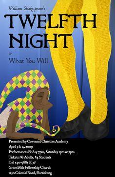 Twelfth_Night_Poster_by_jasonrayner