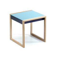 Albers Table S Light Blue now featured on Fab.
