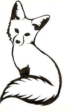 22 Best Fox Silhouette Images Fox Fox Silhouette Stencils