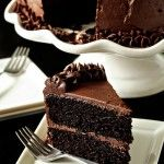 The Best Chocolate Cake | My Baking Addiction - This is SUPER good! Wow oh wow.  I love the coffee and chocolate together.