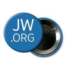Etsy の JW.ORG 2.25 Button by PromoDaddy
