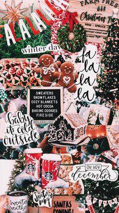 Christmas Phone Wallpaper, Christmas Aesthetic Wallpaper, Holiday Wallpaper, Aesthetic Iphone Wallpaper, Christmas Lockscreen, Christmas Walpaper, Cute Christmas Backgrounds, Merry Christmas Wallpapers, New Year Wallpaper
