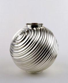 Silver object