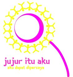 Logo kejujuran, mengingat tugas yang lalu~