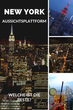 Die beste Aussichtsplattform in New York Rockefeller Center, World Trade Center, Empire State Building, Utah, Reisen In Die Usa, Colorado, News, Places, Poster