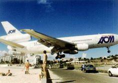 aeroport Saint Martin.