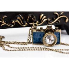 Uma ótima opção de bijuteria para você que é uma apaixonada por fotografia ou por acessórios que te deixam ainda mais bonita!