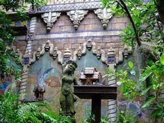 Disney World Animal Kingdom Maharajah Jungle Trek