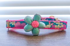 Dog collar, Pet collar, Girl dog collar, Cat collar, Floral dog collar, Japanese Kimono, Custom dog collar, metal buckle collar, pet gift by JuJuPugNaNaFrenchie on Etsy https://www.etsy.com/listing/539100304/dog-collar-pet-collar-girl-dog-collar