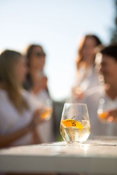 Our most chilled Chandon, drink it by the waters edge at sunset. Refreshingly served over ice, garnished with a twist of orange peel. Hand crafted with natural, native, Australian orange bitters. Paired perfectly with ice & friends. Orange Peel, Blood Orange, Bitter, White Wine, Alcoholic Drinks, Ice, Sunset, Friends, Natural