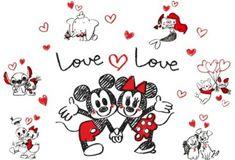 Imagen de disney, love, and couple