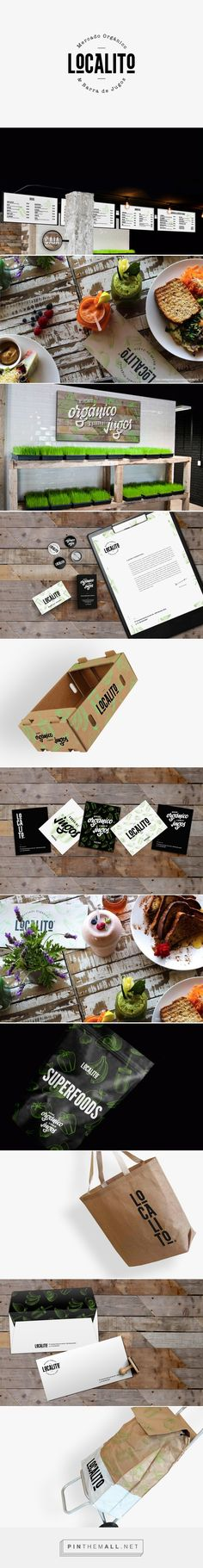 LOCALITO on Behance | Fivestar Branding – Design and Branding Agency & Inspiration Gallery