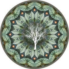Tree Mandala | tree mandala | Mandalas