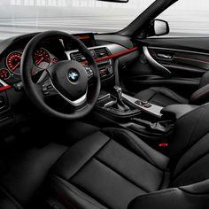 Interior BMW 3 Series 2013