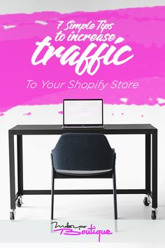 Drive traffic to your online store with these simple yet helpful tips on how to increase traffic to your ecommerce website. Create Online Store, Online Grocery Store, Starting An Online Boutique, Selling Online, Candle Store, Handbags Online Shopping, Ecommerce Template, Marketing Techniques, Marketing Program