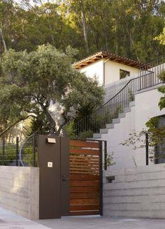 architectural gate design modern 4 e1353227052172 Gate Design Modern Ideas