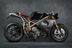 Ducati 998 Retro Custom
