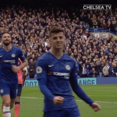 Chelsea Football Club GIF by Chelsea FC - Find & Share on GIPHY