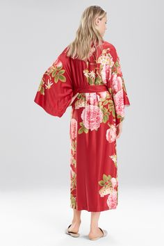 Buy Natori Mandarin Robe from Natori at The Natori Company