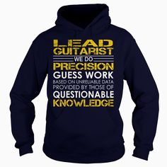 Lead Guitarist - Job Title, Order HERE ==> https://www.sunfrog.com/Jobs/Lead-Guitarist--Job-Title-Navy-Blue-Hoodie.html?52686, Please tag & share with your friends who would love it , #superbowl #renegadelife #birthdaygifts