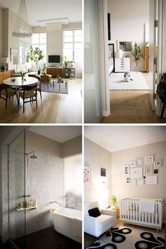 I don't think there's anything I would change in this NYC apartment