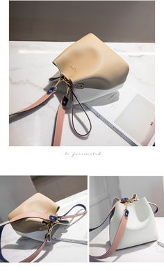 Leather Bucket Shoulder Handbags – Purses And Handbags Totes Unique Handbags, Popular Handbags, Unique Purses, Purses And Handbags, Luxury Handbags, Cheap Handbags, Popular Purses, Spring Handbags, Trendy Purses