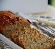 {Food} Bananenbrot glutenfrei – GO GREEN EAT CLEAN