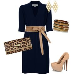 polyvore outfits - Shoes are a bit much, but love everything else!