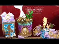 Mermaid Birthday, House Party, Snow Globes, Animation, Scrapbook, Download, Make It Yourself, Ariel, Biscuit