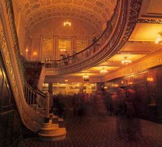 Ann Arbor's Michigan Theater. Oh the organ and the popcorn!