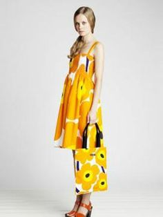 marimekko so so perfect are the shoes Cool Outfits, Fashion Outfits, Fashion Hair, Clothes Pegs, Marimekko, Nordic Style, Mellow Yellow, Contemporary Fashion, Her Style
