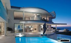 Single Residential - SAOTA Architecture and Design Layouts Casa, House Layouts, Luxury Estate, Luxury Homes, Interior Exterior, Exterior Design, Amazing Architecture, Modern Architecture, Architect House