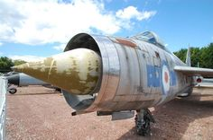 She isn't derelict or abandoned, unlike some other English Electric Lightning interceptors featured previously on Urban Ghosts. But the external condition of early production airframe XM178 isn't easy on the eye.