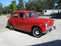 1950 Hillman Minx Sedan