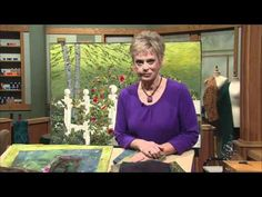 Nancy Zieman's Landscape Quilting Testimonial
