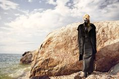 Julia Nobis   Yelena Yemchuk #photography   #Hair by Kevin Ryan   #Makeup by Pep   Dazed & Confused October 2012