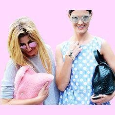 Tommy Ton New York Londen Fashion Week Gaia Repossi & Hanneli Mustaparta Fashion Photo, Love Fashion, Trendy Fashion, Fashion Details, Tommy Ton, Vogue Editorial, Editorial Fashion, Milan Fashion Week Street Style, London Fashion