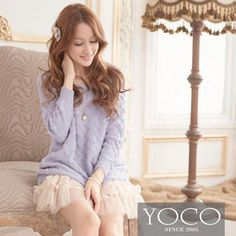 Buy 'Tokyo Fashion – Textured Sweater' with Free International Shipping at YesStyle.com. Browse and shop for thousands of Asian fashion items from Taiwan and more!