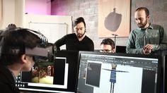 Pixar-esque Penrose Studios Raises $8.5M VRs biggest seed round #Startups #Tech