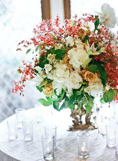 Beautiful floral colors