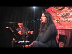 ▶ LA JARDINERA.Violeta Parra. Interpretada por Pamela Diaz y Mariano Delgado. - YouTube